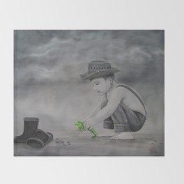 Little Prince Throw Blanket