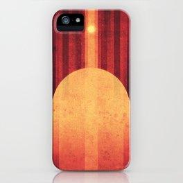 Tethys - Ithaca Chasma iPhone Case