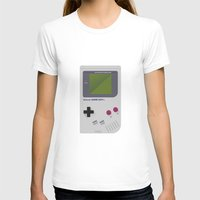 gameboy T-shirts featuring Gameboy by Ira Shepel