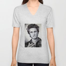 Sean Penn Unisex V-Neck