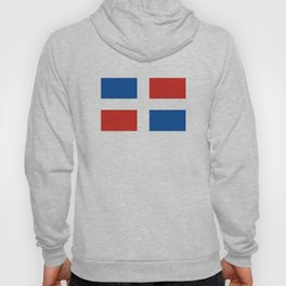 Dominican Republic country flag Hoody