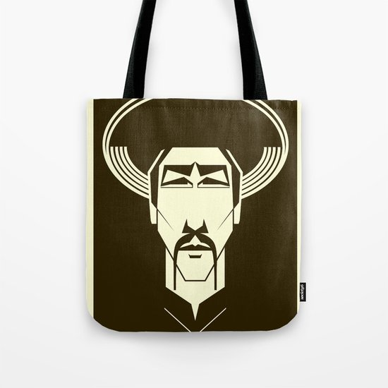 The World Shall Hear From Me Again! Tote Bag