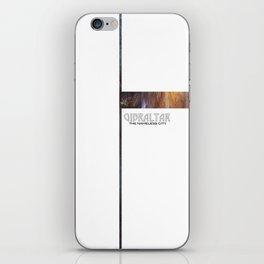 THE NAMELESS CITY iPhone Skin