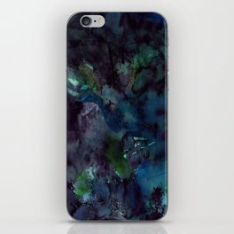 Vellum Bliss No. 7D by Kathy Morton Stanion iPhone Skin