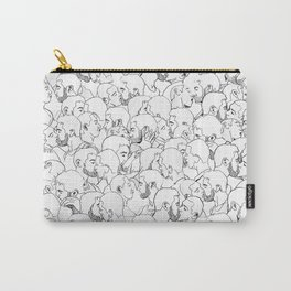 Keys in the bowl Carry-All Pouch