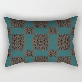 Breaking Shapes By Danae Anastasiou Rectangular Pillow