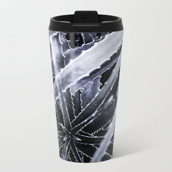 Cactus 3 Metal Travel Mug