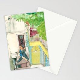 Calle Ecuador, a daydream tango Stationery Cards
