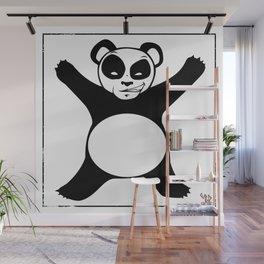 Panda X Wall Mural