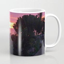 Sun Setting 3 Coffee Mug