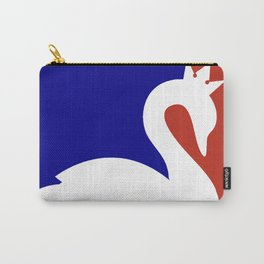 I SHIP SWAN QUEEN Carry-All Pouch