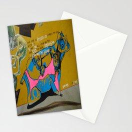contre de la sexism Stationery Cards
