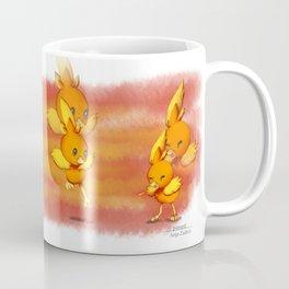 Torchic family Coffee Mug