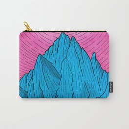 The new moon over the mountain Carry-All Pouch
