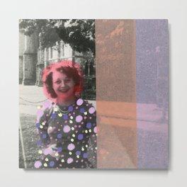 Tempi Residui - C3 - 008 Metal Print