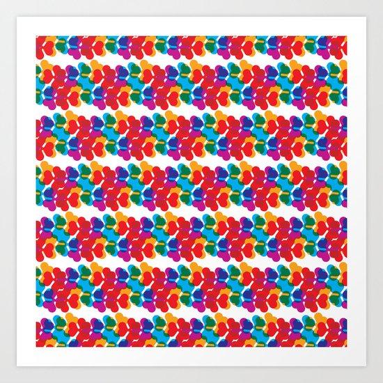 BP 85 Clover Art Print