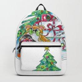 Christmas Presents Backpack