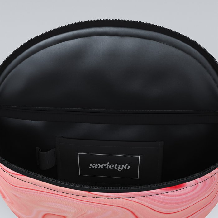 Pink Motion Fanny Pack