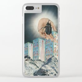 The Hand of Thoth Clear iPhone Case