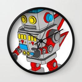 Dub-Bot Wall Clock