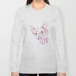Pig - This Little Piggy Long Sleeve T-shirt