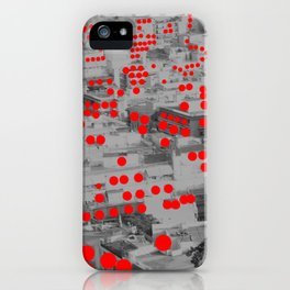they. iPhone Case