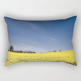 Brest Fields Rectangular Pillow
