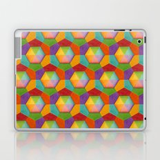 Geometric Rainbow (smaller scale) Laptop & iPad Skin