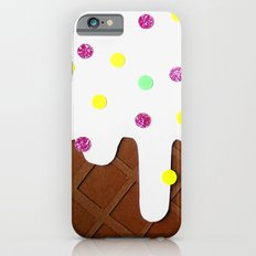 Ice-cream Papercut iPhone 6s Slim Case