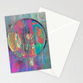 NL 6 12 Tie Dye Gloom Stationery Cards
