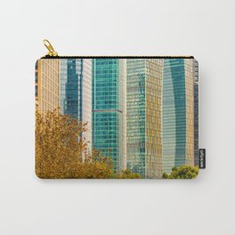 Pudong Financial District, Shanghai, China Carry-All Pouch
