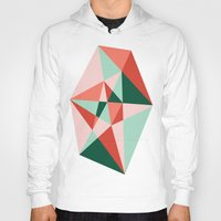 gem Hoodies featuring Gem by lizzy gray kitchens