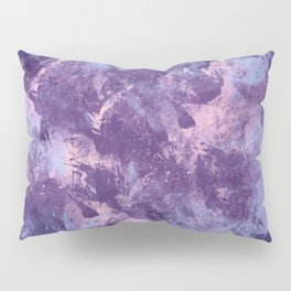 Purple texture Pillow Sham