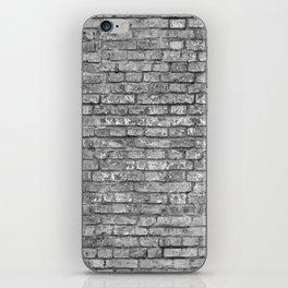 Vintage Brick Wall iPhone Skin