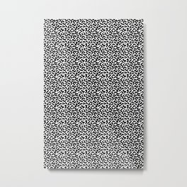'MEMPHISLOVE' 21 Metal Print