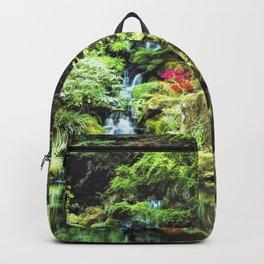 Portland Japanese Garden Backpack