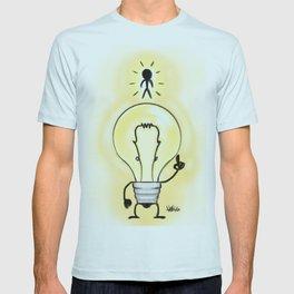 new way of thinking T-shirt