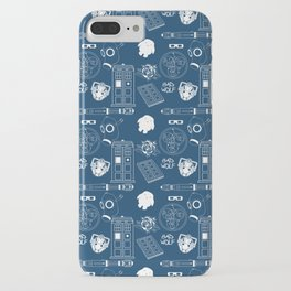Wibbly wobbly... stuff iPhone Case