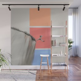 Picking A Color Wall Mural