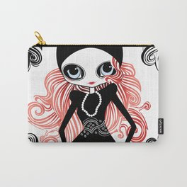 Miss Tresses Carry-All Pouch