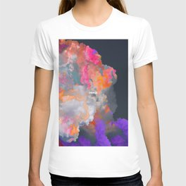 Orage (Colorful clouds in the sky III) T-shirt
