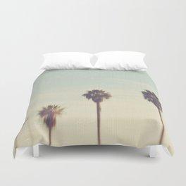 palm trees. Daydreamer No.2 Duvet Cover