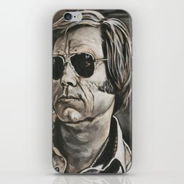 George Jones iPhone Skin
