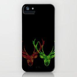 Love Deer  iPhone Case