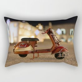 Little Cars, Big Planet (Let's Ride) Rectangular Pillow