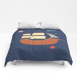 space-ship Comforters