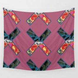 ex pat. Wall Tapestry