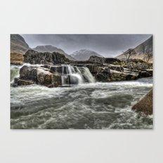 River Etive Canvas Print