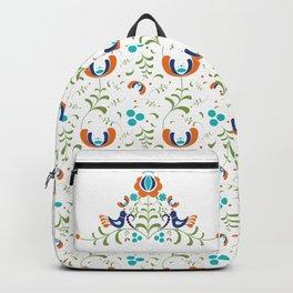 Hungarian folk art Backpack