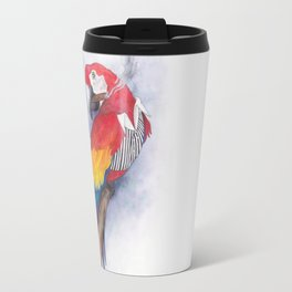 What If...?? Parrots were Gangsters! Travel Mug